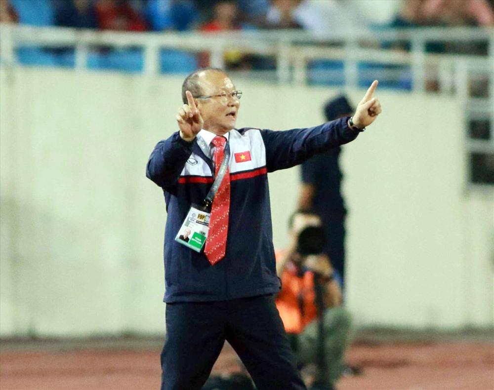 Đây là màn tổng duyệt quan trọng với U23 Việt Nam trước thềm VCK U23 Châu Á 2018. Ảnh: H.A