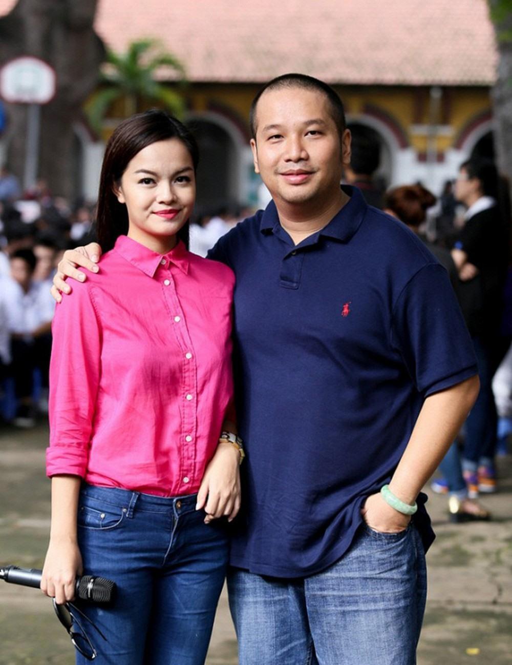 Cuộc sống hôn nhân của Phạm Quỳnh Anh và Quang Huy là chủ đề nhận được rất nhiều sự bàn tán của người hâm mộ.