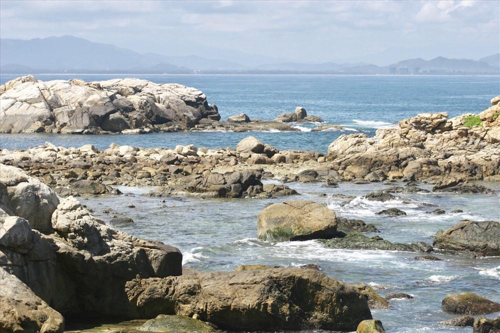 """Một điểm đến có tên """"Thiên Nhai Hải Giác"""" (chân trời góc bể) ở Hải Nam"""