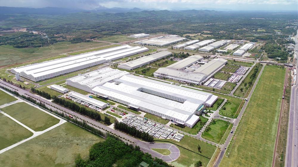 KCN cơ khí và ô tô Chu Lai - Trường Hải