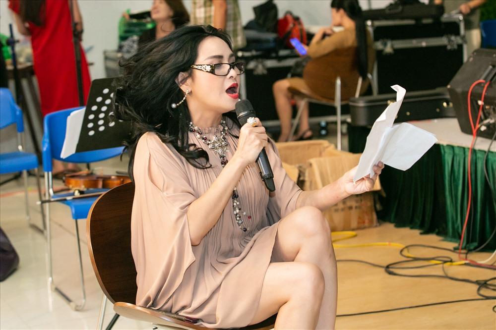 Thanh Lam là khách mời cho liveshow của Phạm Phương Thảo.