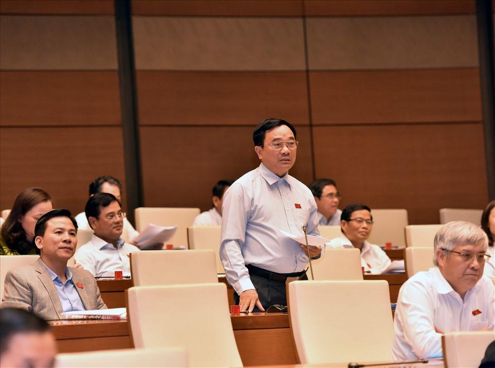 ĐBQH Mai Sỹ Diến (Thanh Hoá).