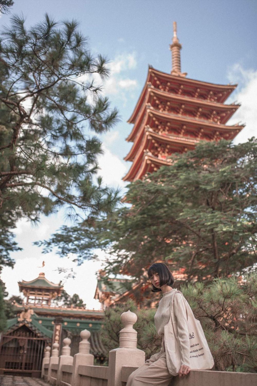 Ngôi chùa trong lòng phố núi này là điểm đến tâm linh không thể bỏ qua trong mùa lễ hội sắp tới sẽ kéo dài suốt hai tháng cuối năm ở Pleiku với nhiều hoạt động văn hóa - du lịch độc đáo. Ảnh:Bùi Huy Khang