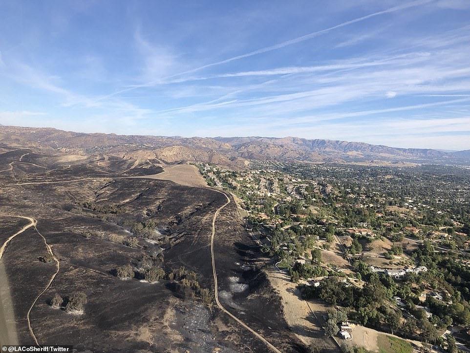 Những hình ảnh cho thấy thị trấn Paradise bị lửa thiêu rụi nhanh đến nỗi nhiều nạn nhân không kịp đủ thời gian để khởi động xe ô tô. Nhiều thi thể được nhìn thấy nằm ngay bên cạnh phương tiện của họ.