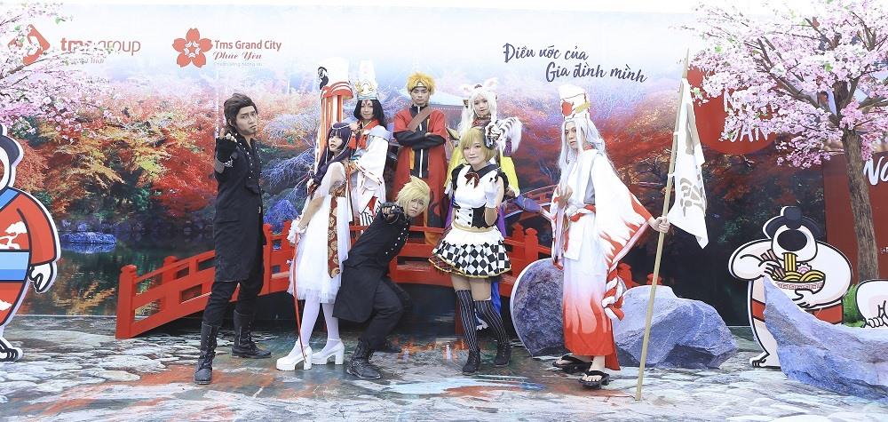 Ngày hội văn hóa Nhật Bản tái hiện những nét văn hóa đặc trưng của xứ Phù Tang