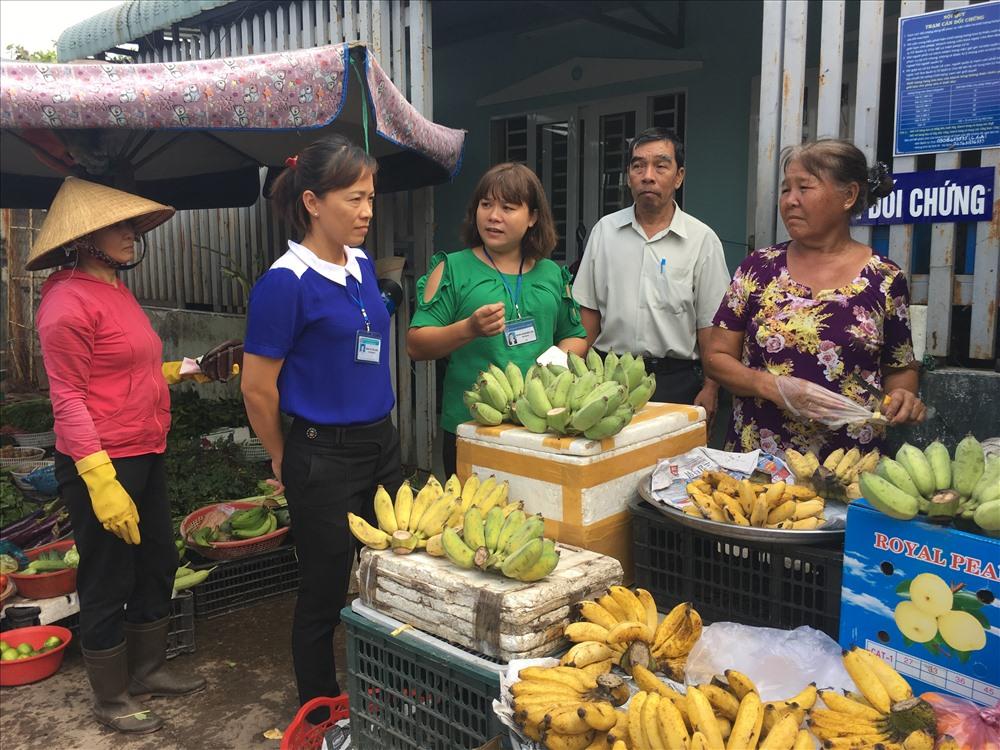 BRVT sẽ cấm họp chợ bắt đầu từ 12 giờ trưa 24-11 đến khi hết bão