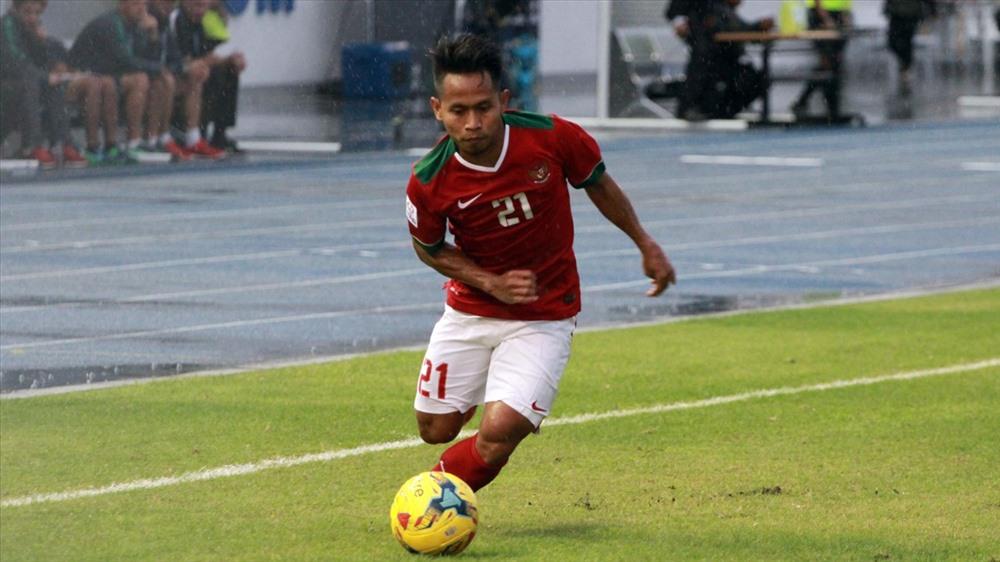 Andik Vermansyah đã được gọi bổ sung lên tuyển Indonesia. Ảnh: goal.com