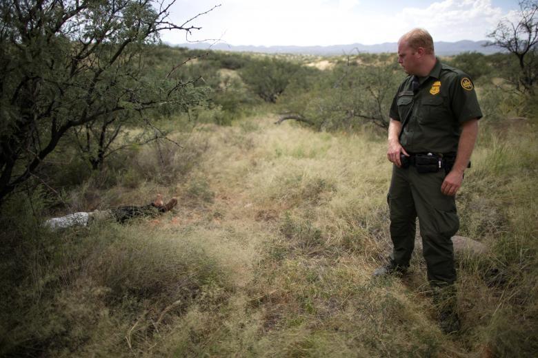 Một người đã chết trong sa mạc Sonoran sau khi di chuyển hơn 2.000 dặm để vượt qua biên giới Mỹ -Mexico.