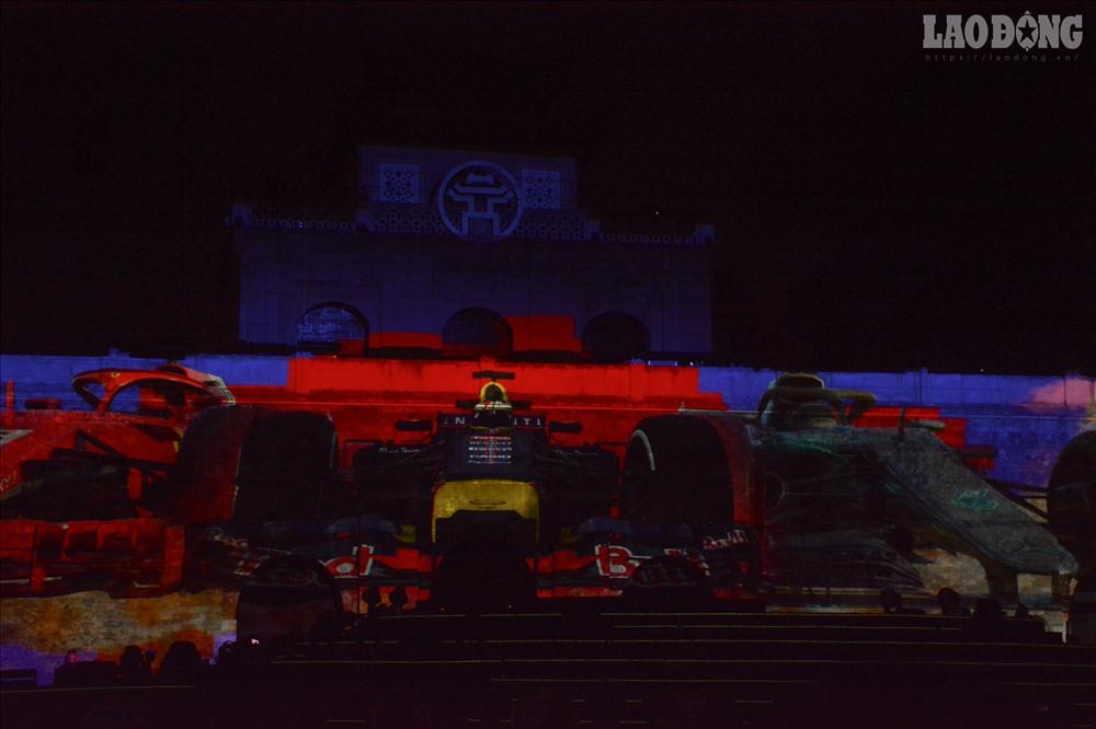Sự xuất hiện của chiếc siêu xe F1 khiến khán giả vô cùng thích thú sự reo hò của hàng ngàn khán giả. Câu hỏi nhiều người đặt ra là chiếc xe F1 này trị giá bao nhiêu?