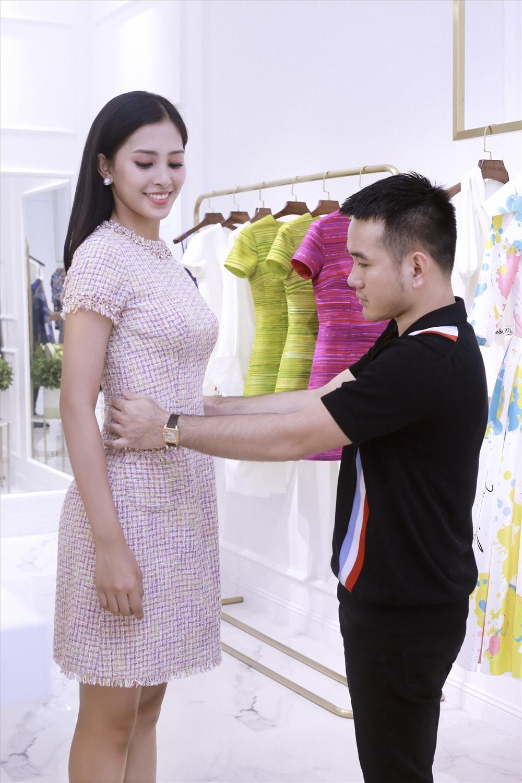 Hoa hậu Tiểu Vy sẽ diện gì chinh chiến Miss World 2018? - ảnh 2