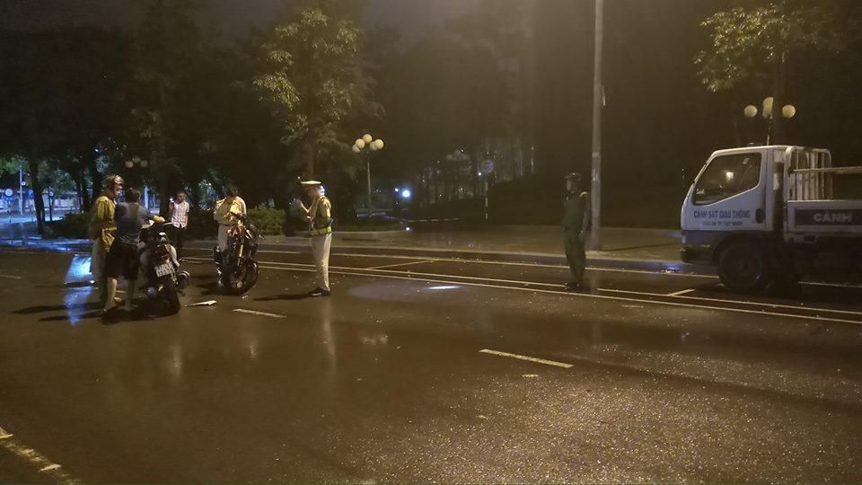 Vụ tranh cãi với CSGT ở Quy Nhơn: Xử lý người đăng tải clip - ảnh 2