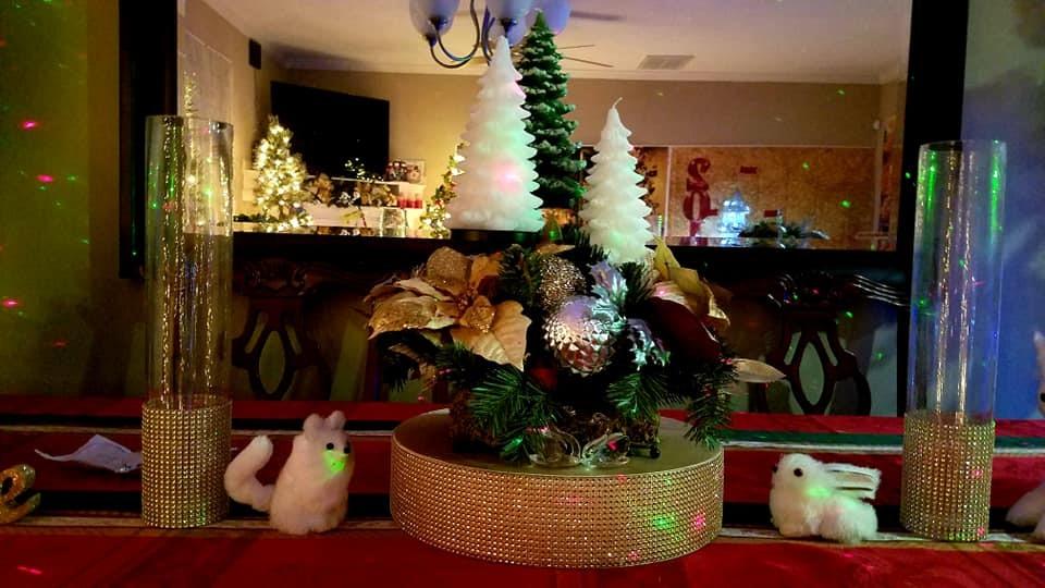 Chỉ cần một vài thay đổi nhỏ cũng đủ khiến đêm Giáng sinh lung linh và ấm cúng hơn rất nhiều.