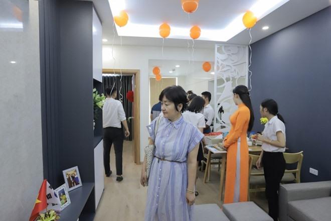 Mới đây, HLV Park Hang Seo và vợ đã nhận thêm một căn nhà mới.