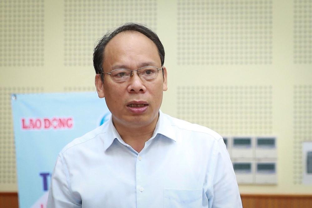 Ông Nguyễn Trọng Thái - Chánh Văn phòng Ủy ban ATGTQG. Ảnh: Hải Nguyễn