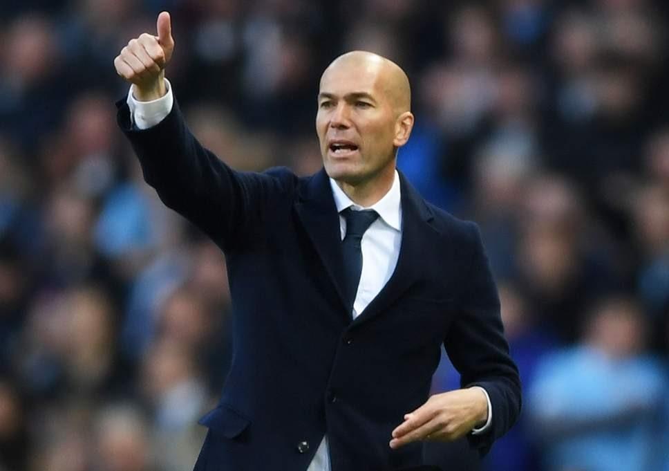 Zinedine Zidane vẫn chưa tìm được bến đỗ mới sau khi chia tay Real Madrid. Ảnh The Independent