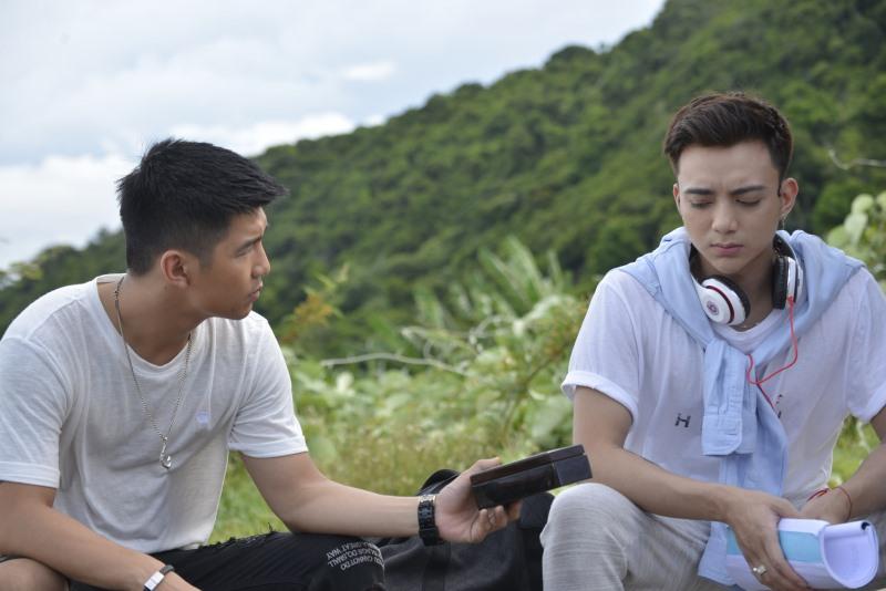 Soobin Hoàng Sơn và Cường Seven lần đầu hợp tác trong một  dự án điện ảnh.