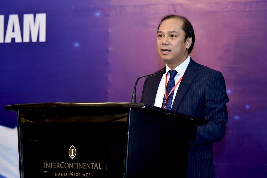 Thứ trưởng Bộ Ngoại giao, Tổng Thư ký Ủy ban Quốc gia ASEAN 2020 Nguyễn Quốc Dũng. Ảnh: BNG