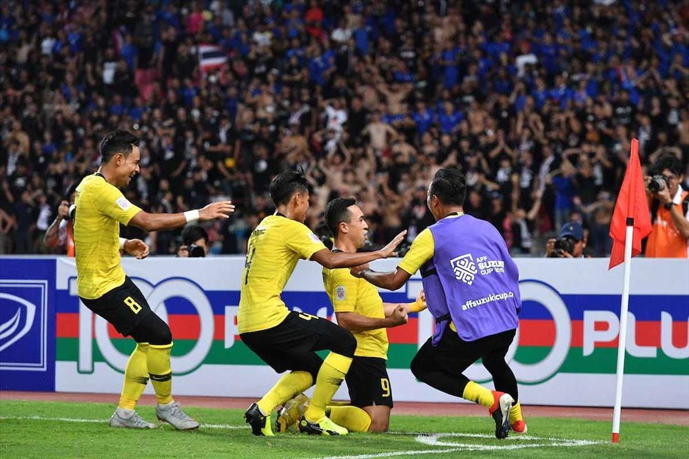 Malaysia đã chơi một trận tuyệt hay. Ảnh: AFF Suzuki Cup.