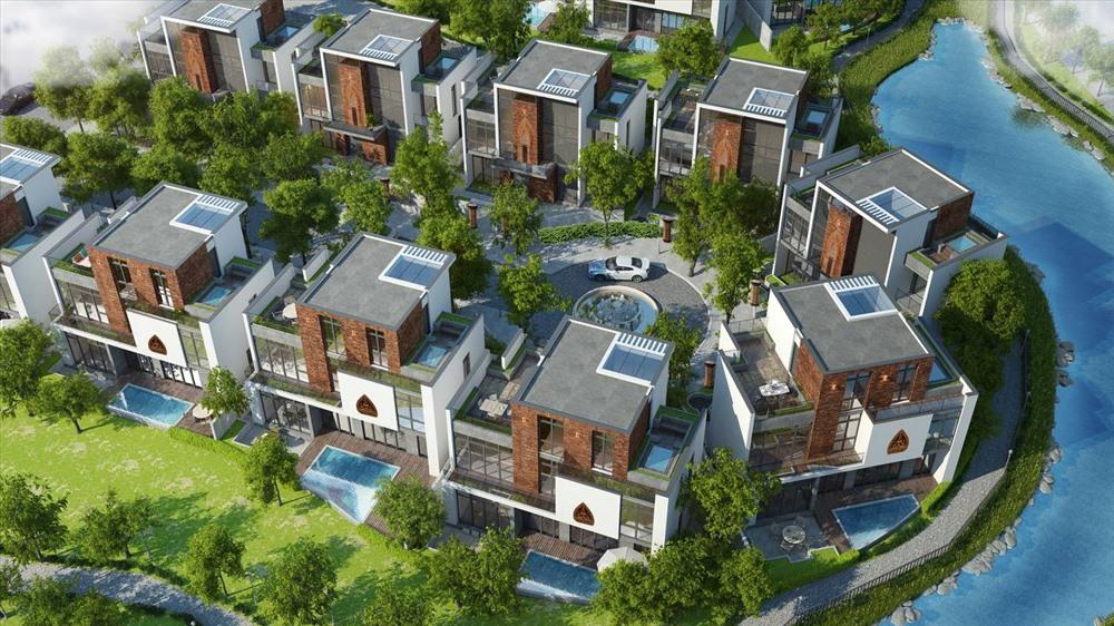 Khu đô thị FLC Eco Charm Đà Nẵng vừa mới được FLC giới thiệu ra thị trường