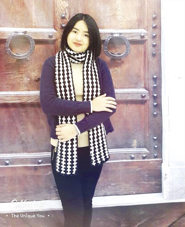 Nguyễn Thị Diệp mạnh khoẻ sau 14 năm ghép gan và đang thực hiện mơ ước của mình.