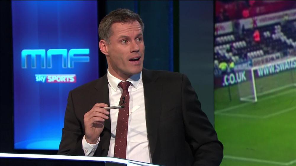Cựu trung vệ Liverpool đang làm công tác bóng đá tại Sky Sports.