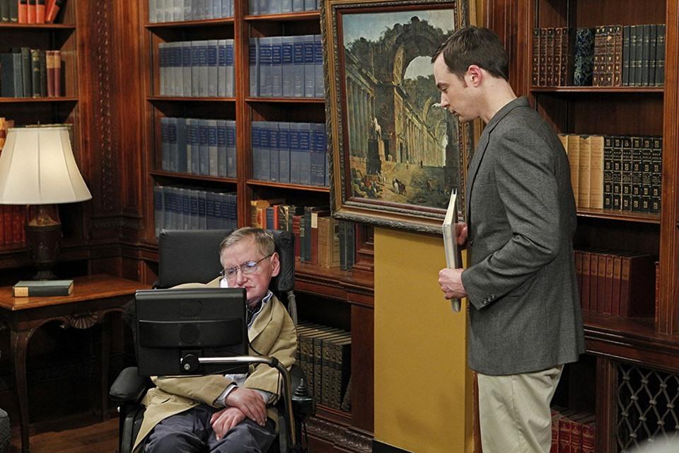 Stephen Hawking - nguồn cảm hứng bất tận của điện ảnh - ảnh 6