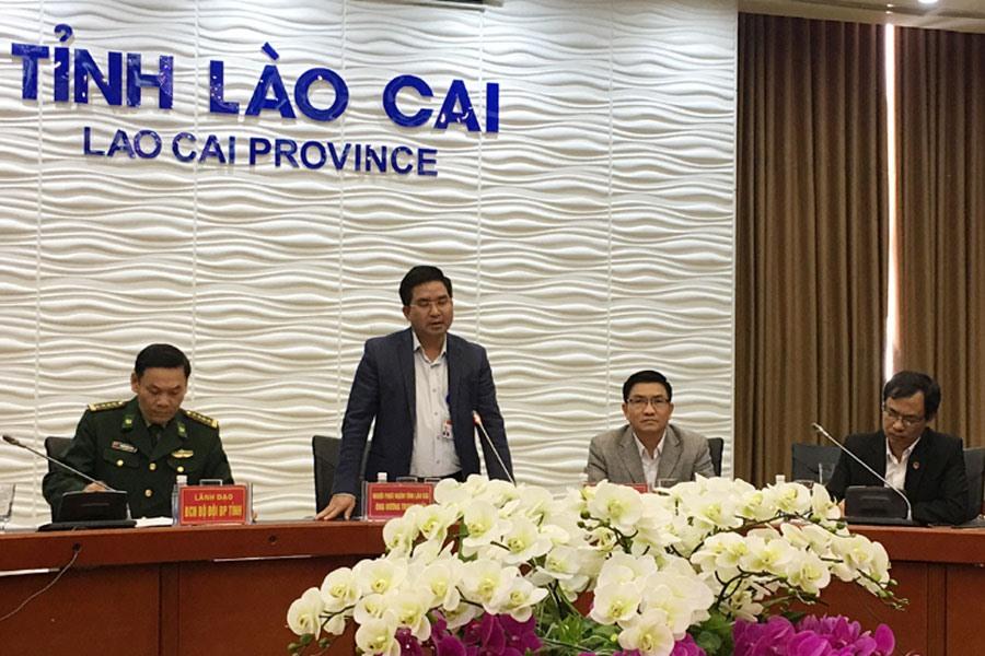 Giới chức Lào Cai công bố thông tin và hứa sẽ tiếp tục điều tra, làm rõ vụ việc đau lòng. Ảnh: Baolaocai.vn