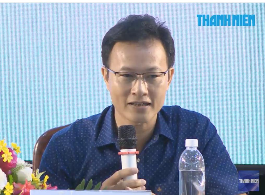 TS Ngô Hữu Phước – Phó khoa Luật quốc tế, ĐH Luật TP.HCM.