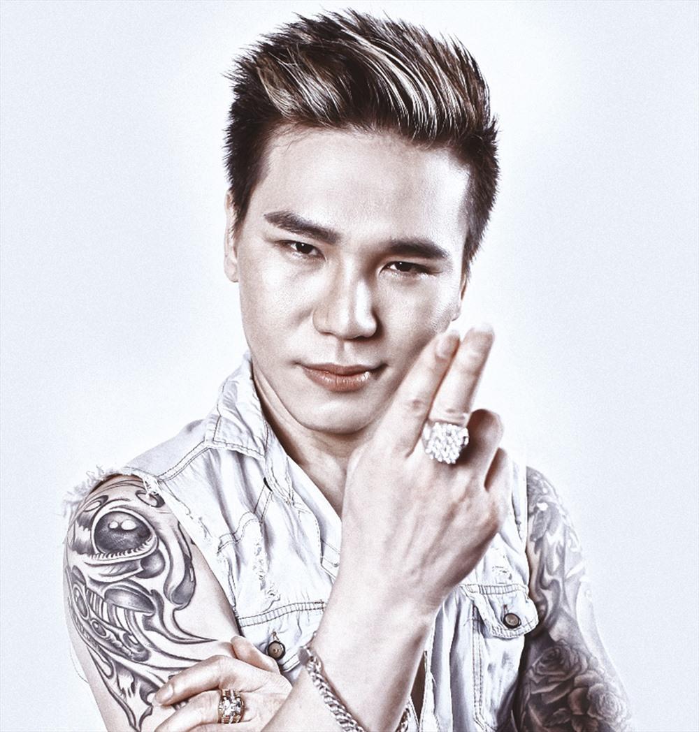Ca sĩ Châu Việt Cường vừa bị bắt giữ vì dính líu đến ma tuý gây tử vong cho một nạn nhân nữ. Ảnh: T.L