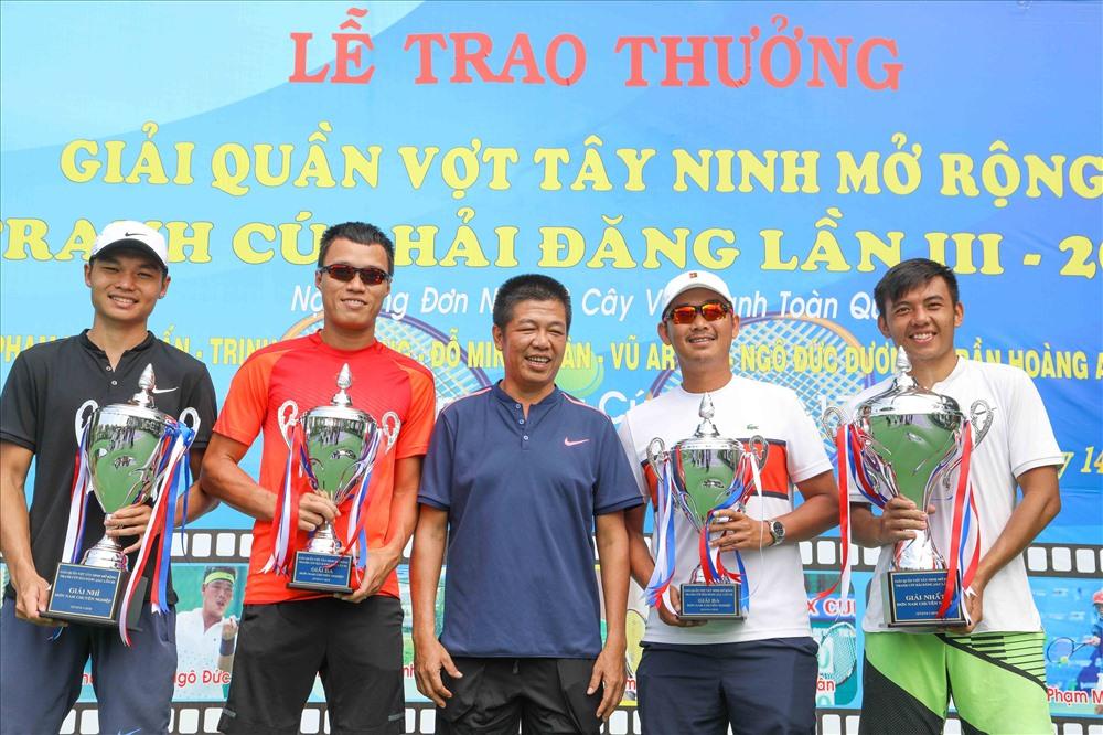 Với giải thưởng cao, giải đấu hứa hẹn sẽ là cuộc tranh tài hấp dẫn của các tay vợt hàng đầu Việt Nam.