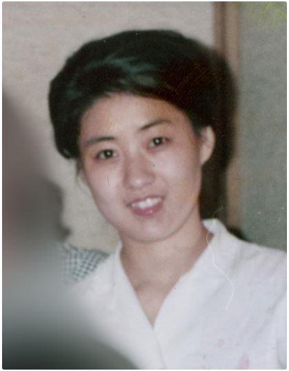 Ảnh bà Ko Yong-hui tại Nhật Bản năm 1973. Ảnh: Mainichi.