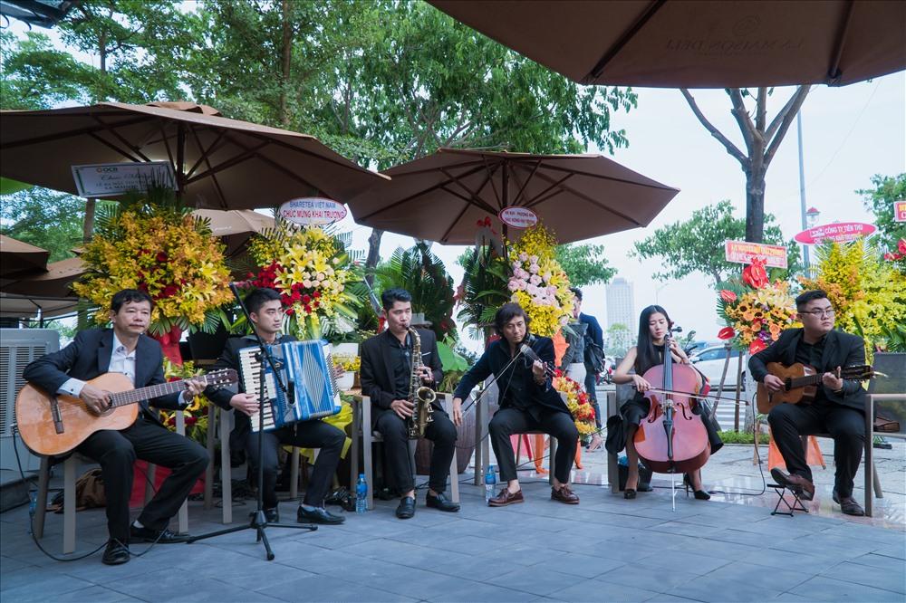 Chuỗi Cà phê & Nhà hàng La Maison Deli tọa lạctại đường 2 - 9, Đà Nẵng