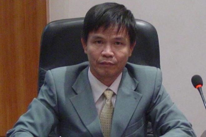 tiến sĩ Hồ Xuân Mai - chuyên gia về ngôn ngữ học, tại Viện Khoa học xã hội miền Nam.