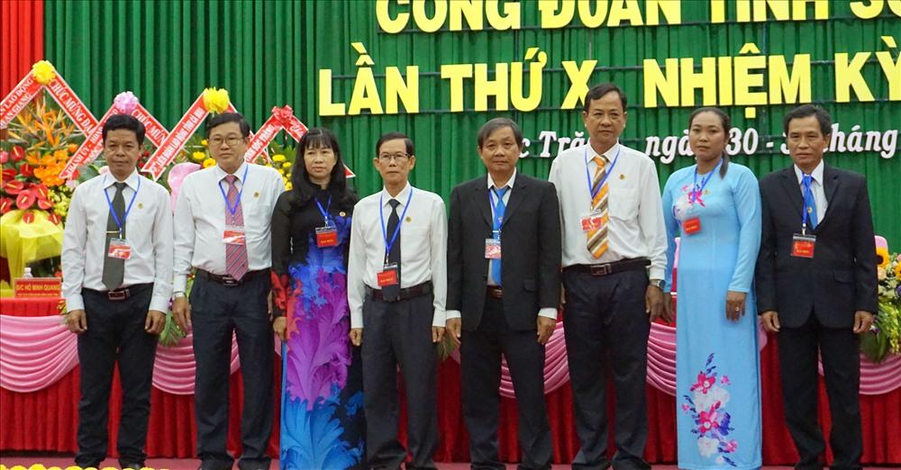 Đại biểu dự Đại hội Công đoàn Việt Nam (ảnh Nhật Hồ)