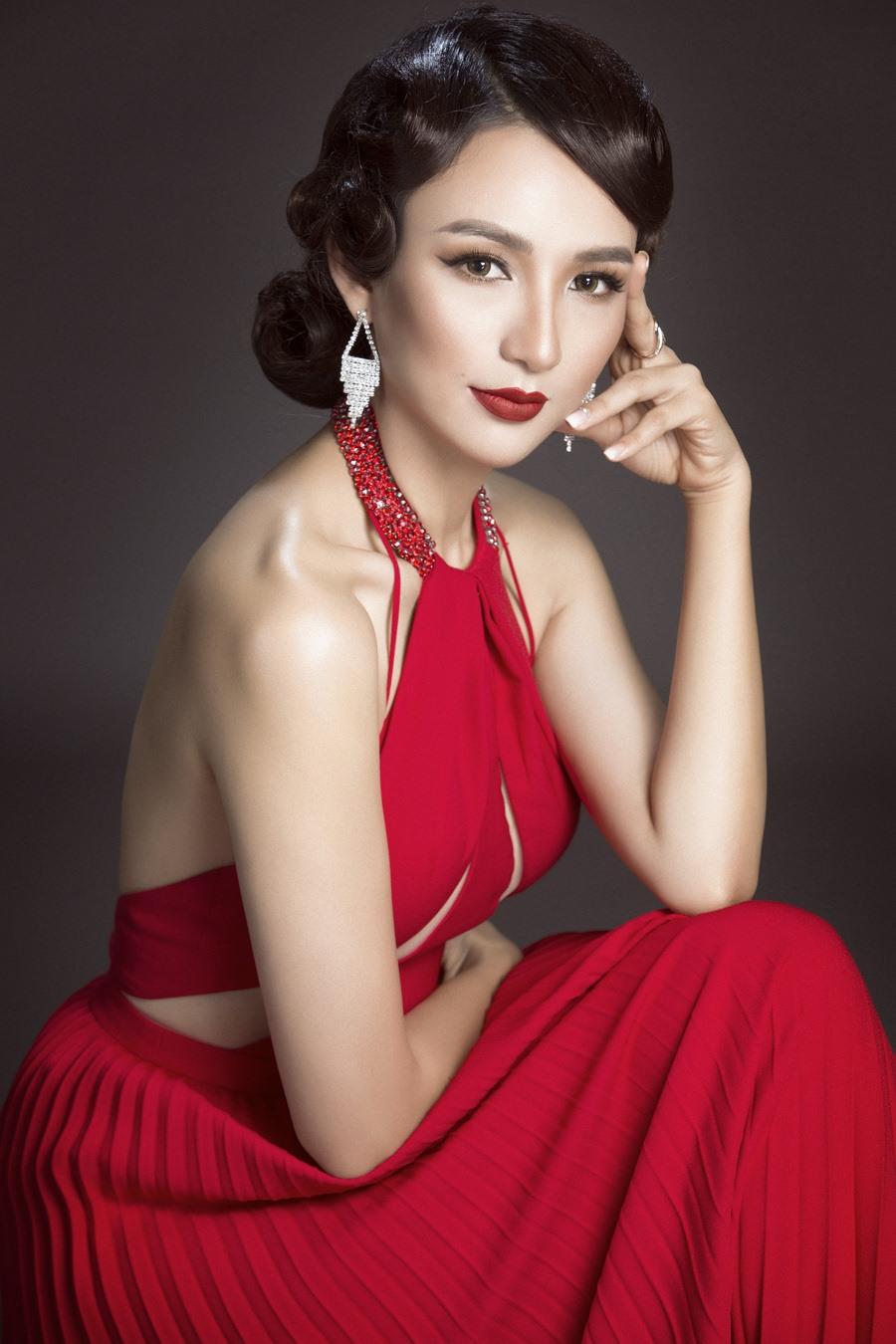 Hoa hậu Ngọc Diễm