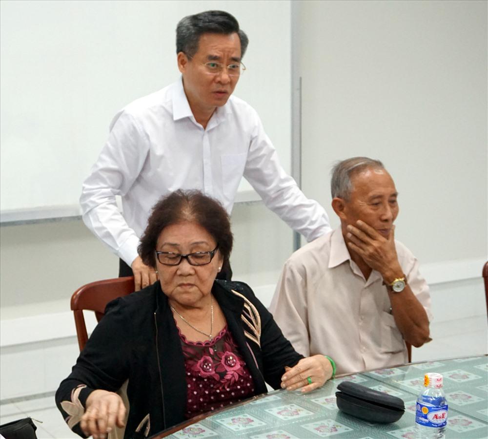 Tiếp dân tại Bạc Liêu: Bí thư Tỉnh ủy giải quyết ngay bức xúc của người khiếu nại - ảnh 3