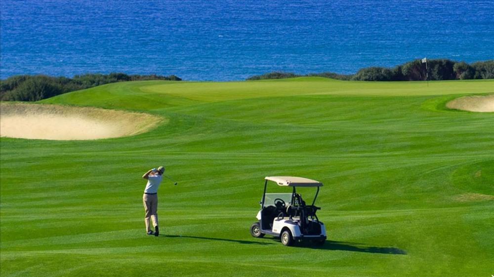 Sân golf 36 hố dạng links đẳng cấp lọt Top 3 những sân golf đẹp nhất châu Á