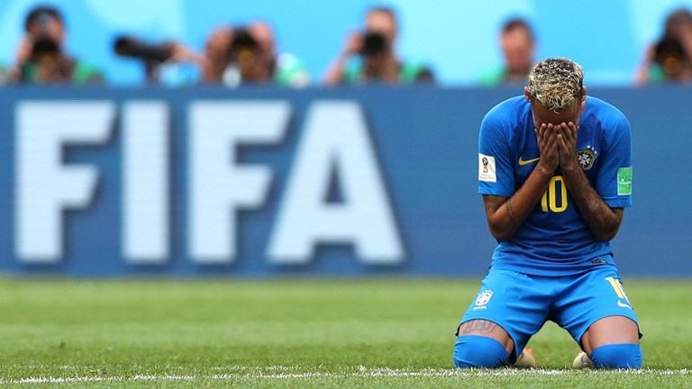 Neymar và đồng đội bỏ lỡ quá nhiều cơ hội