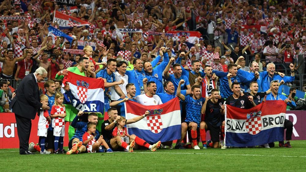 Croatia làm điều chưa từng có trong lịch sử World Cup - ảnh 3