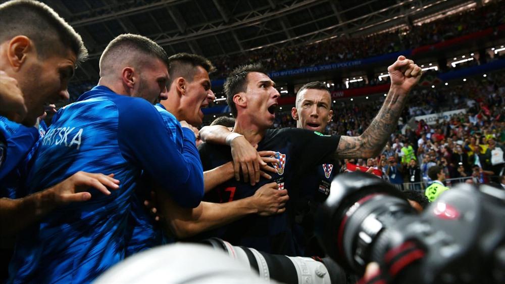 Croatia làm điều chưa từng có trong lịch sử World Cup - ảnh 2