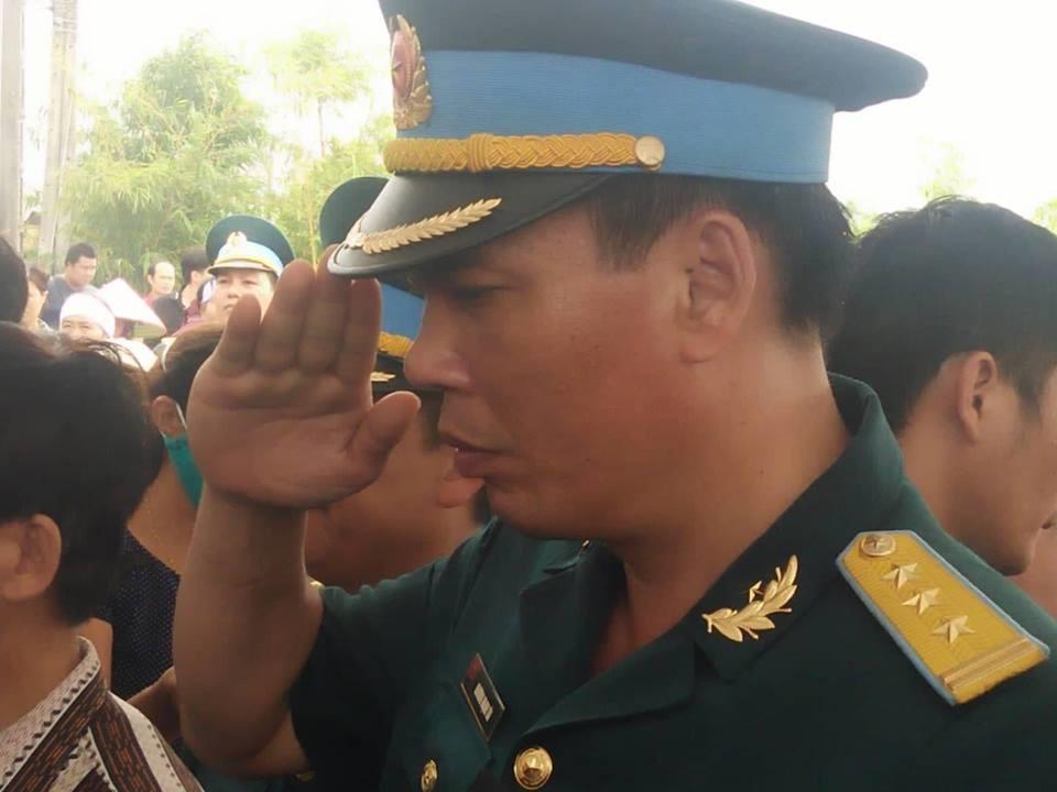 Vĩnh biệt anh, người con ưu tú của quê lúa Thái Bình...