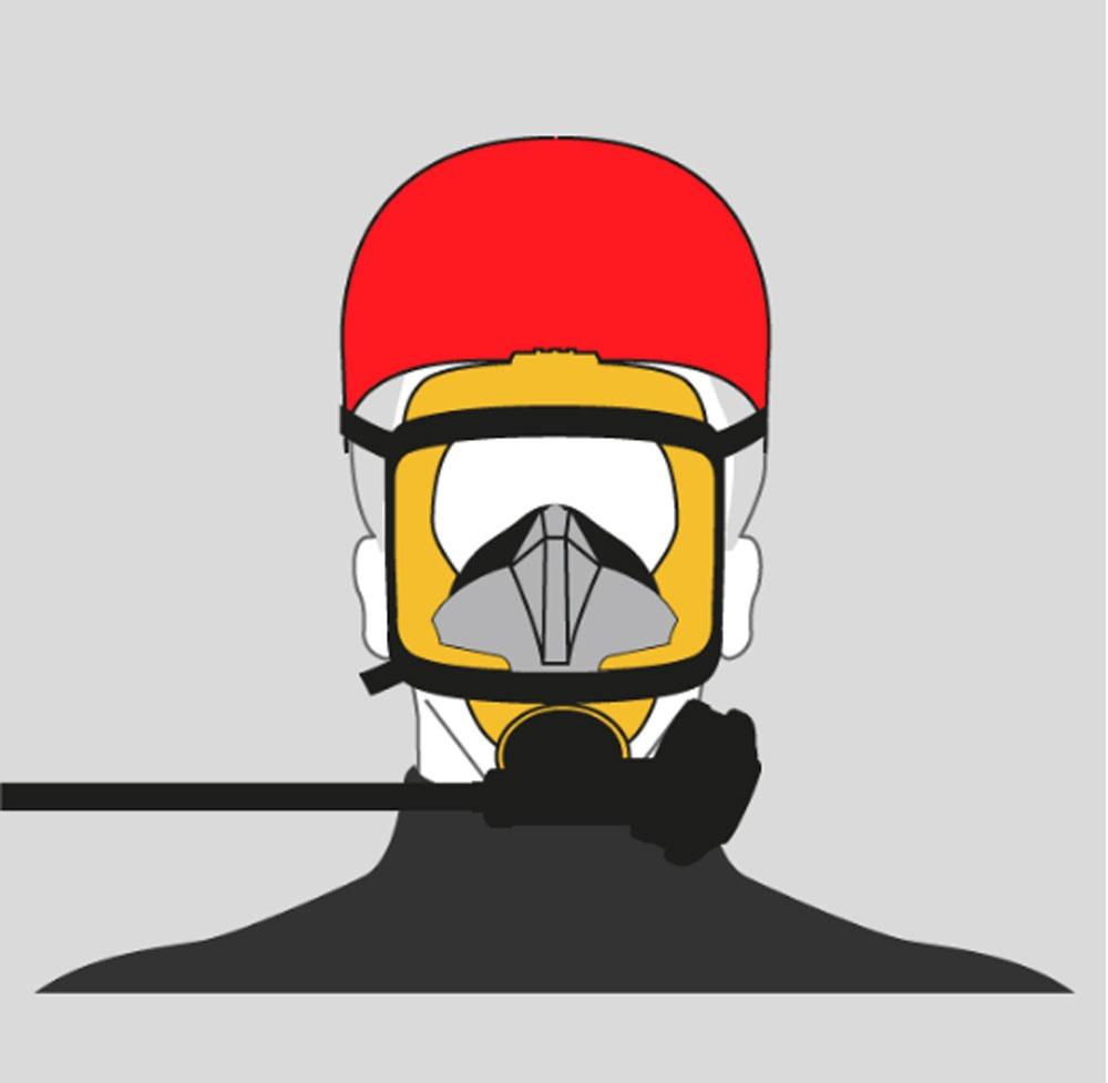 Những cậu bé sẽ được đeo mặt nạ dưỡng khí được trang bị đặc biệt, cùng trang phục chống nước, ủng và mũ bảo hiểm.