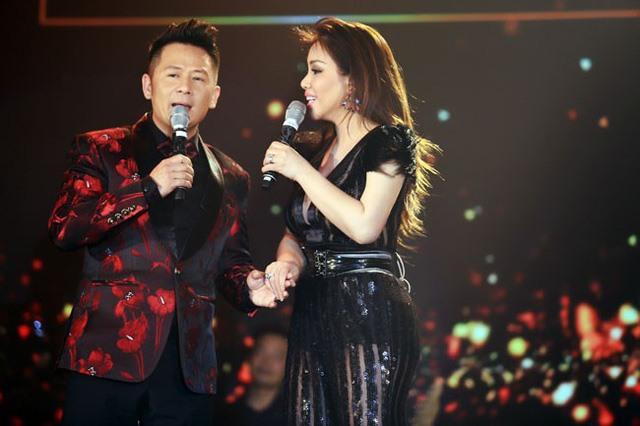 Bằng Kiều và Minh Tuyết là cặp song ca rất được khán giả yêu thích. Ảnh: NVCC.