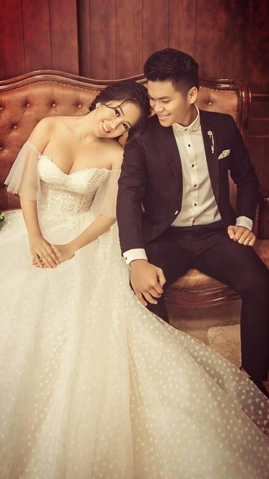Để có được cuộc hôn nhân với chồng kém tuổi, Lê Phương đã gặp phải nhiều sự phản đối từ gia đình nhà chồng.