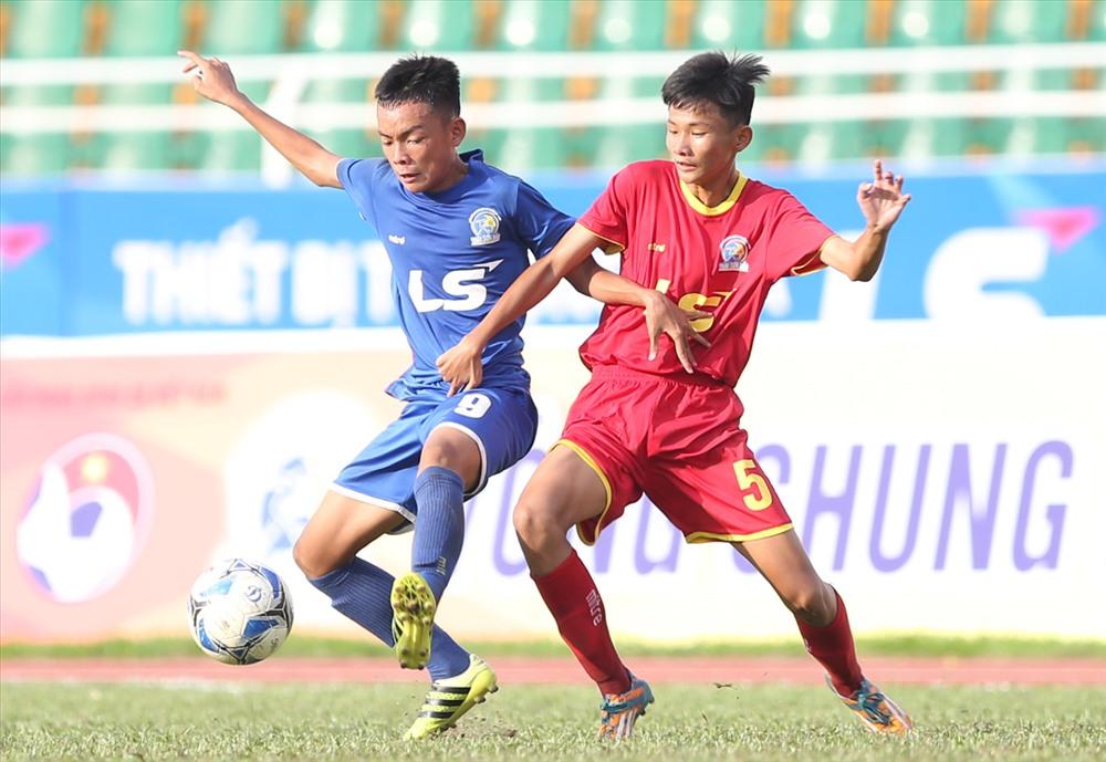 U15 Bình Dương là cái tên tiếp theo của bảng A giành vé vào bán kết VCK U15 Quốc gia 2018.