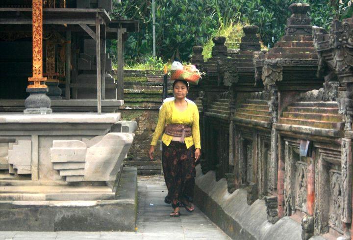 Phụ nữ Bali rất đặc biệt....