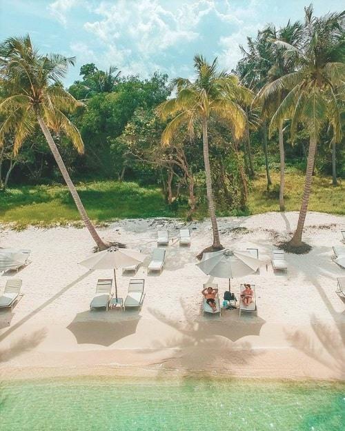 Đảo ngọc Phú Quốc là một trong những điểm đến được du khách trong và ngoài nước yêu thích. Ảnh: @joel.mccooey, @eleswims, @fabiansarusz