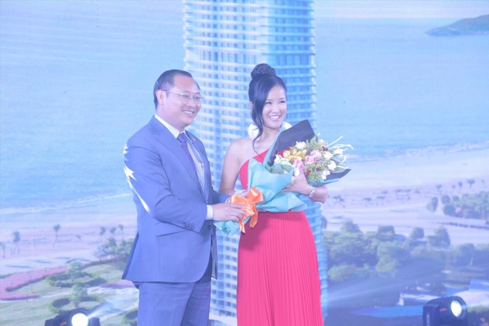 Diva Hồng Nhung  mong muốn cô  sẽ là chủ nhân của căn hộ TMS Luxury Hotel & Residence Quy Nhon