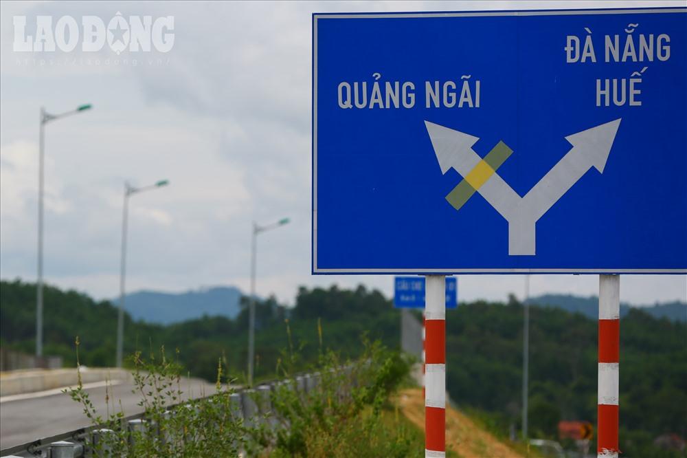 Theo kế hoạch, tuyến cao tốc Đà Nẵng - Quảng Ngãi đưa vào sử dụng vào đầu tháng 9 tới.