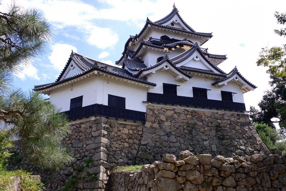 Lâu đài Hikone - Ảnh: Internet
